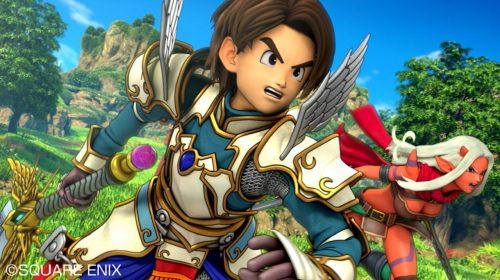Dragon Quest X: veja novas imagens do MMORPG no PS4