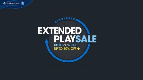 Sony anuncia promoção Extended Play na PSN; confira