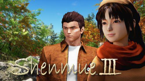 Shenmue 3 chega em 2018 e rumores apontam para