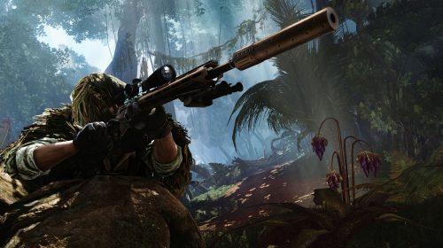 Produção de Sniper Ghost Warrior 3 foi