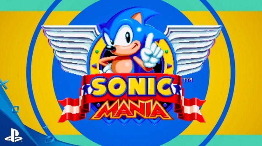 [E3 2017] Testamos! Sonic Mania é a nostalgia pura no PS4
