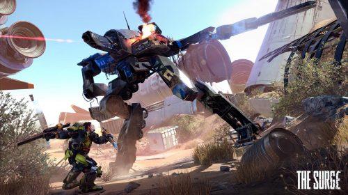 The Surge recebe suporte a HDR para PS4 e PS4 Pro