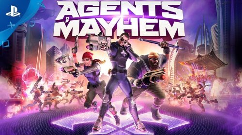 Agents of Mayhen tem prévia da E3 2017