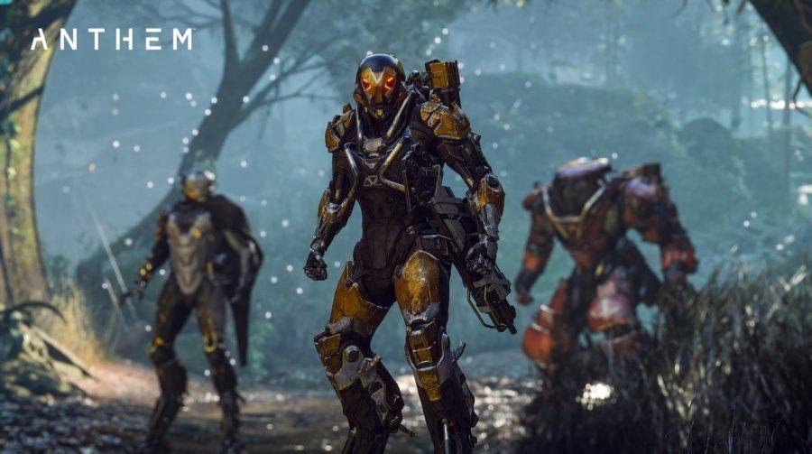 Fantástico e cheio de ação, Anthem recebe primeiro vídeo de gameplay