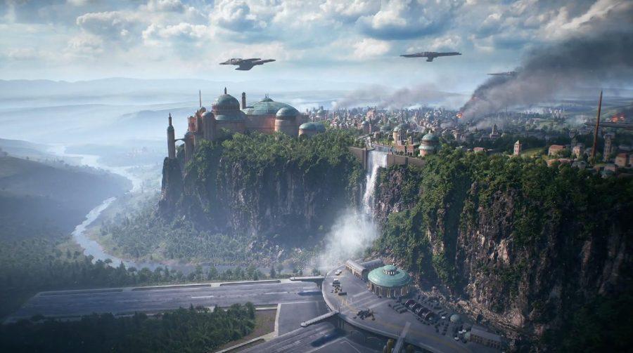 Star Wars Battlefront II: primeira imagem de Naboo é revelada