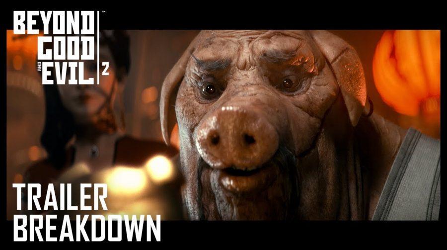 Beyond Good and Evil 2 é finalmente mostrado pela Ubisoft