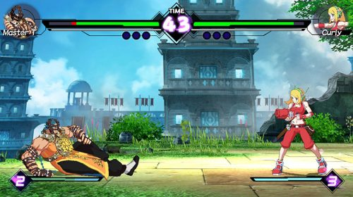 Nicalis anuncia Blade Strangers para PlayStation 4