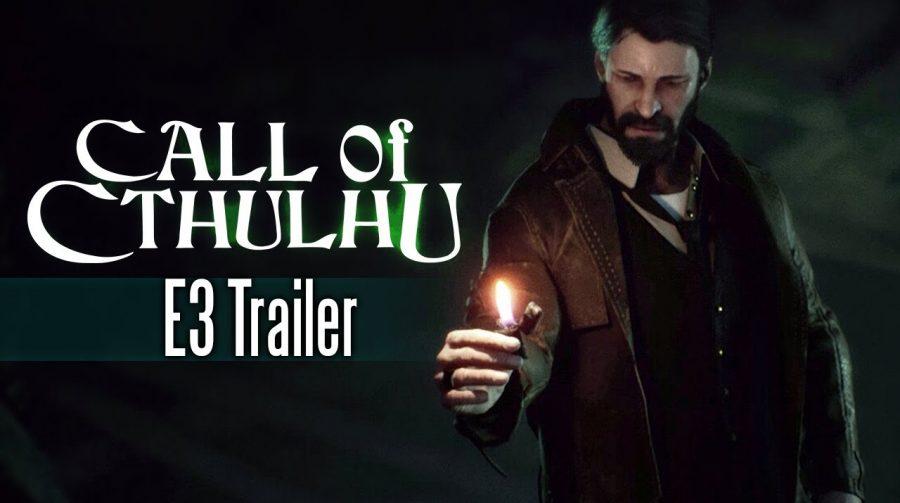 Jogo de terror, Call of Cthulhu, recebe trailer durante E3
