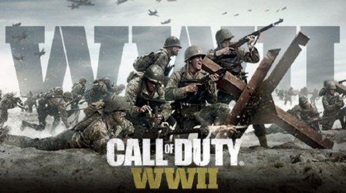 Correções em armas e mapas em atualização de Call of Duty: WWII
