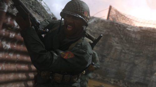 Primeiro gameplay de Call of Duty: WWII mostra a guerra como ela é; veja