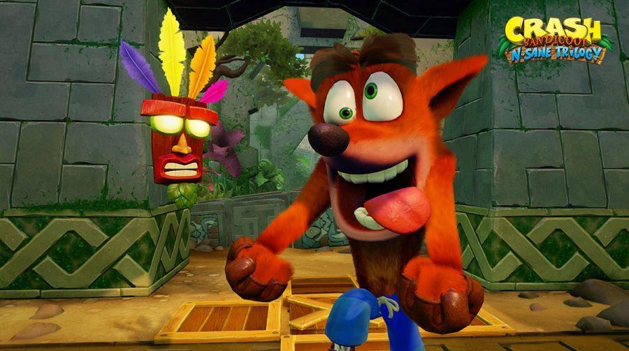 Activision promete supresa relacionada a Crash Bandicoot