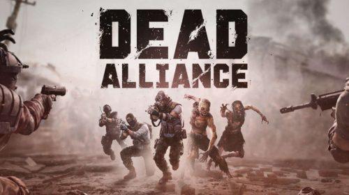 Beta gratuito de Dead Alliance começa no final de julho; saiba mais