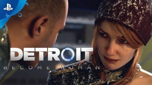 Apresentação exclusiva na BGS 2017: Detroit: Become Human