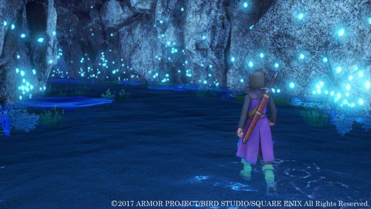 Square Enix libera novas imagens de Dragon Quest XI; confira 3