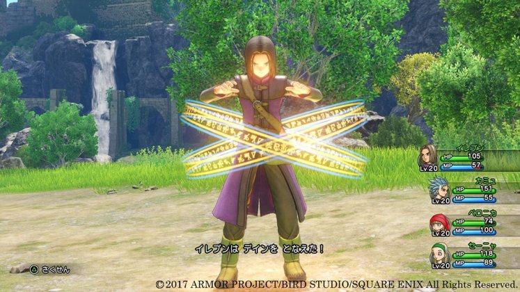 Square Enix libera novas imagens de Dragon Quest XI; confira 5