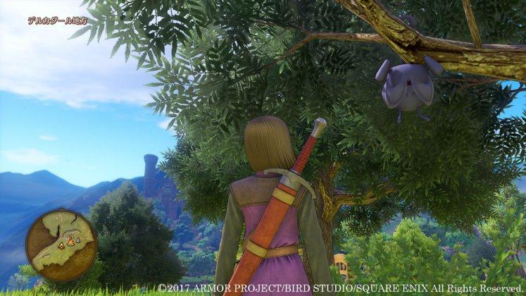 Square Enix libera novas imagens de Dragon Quest XI; confira 15