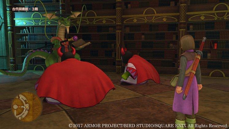 Square Enix libera novas imagens de Dragon Quest XI; confira 13