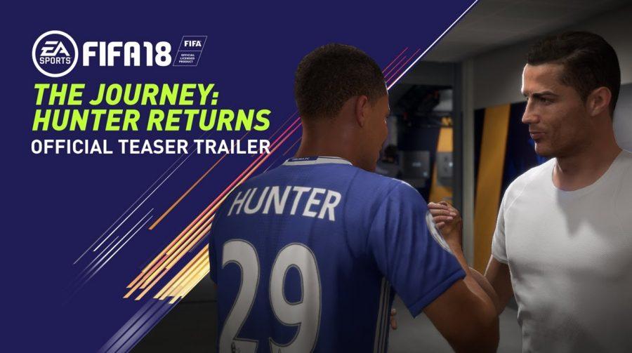 Alex Hunter voltou! FIFA 18: primeiro trailer de nova temporada