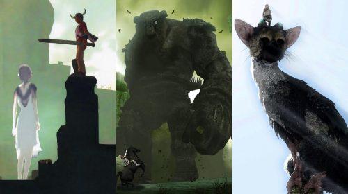 Criador de Shadow of the Colossus provoca fãs com imagem misteriosa