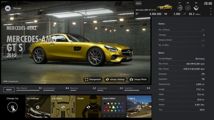 Gran Turismo Sport: veja novas imagens do game de corrida no PS4 17