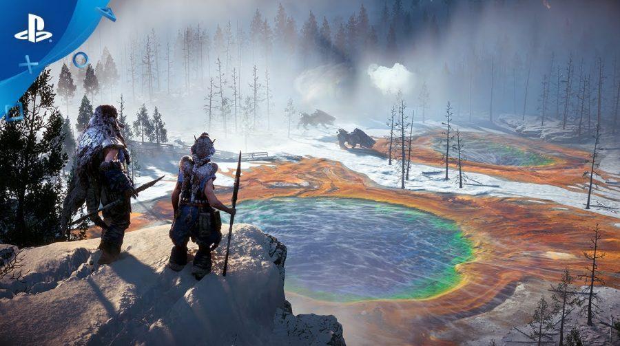 Lindo! DLC de Horizon: Zero Dawn, Frozen Wilds, é anunciado; veja trailer
