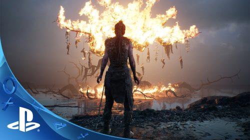 Hellblade: Ninja Theory confirma lançamento para agosto no PS4; veja trailer