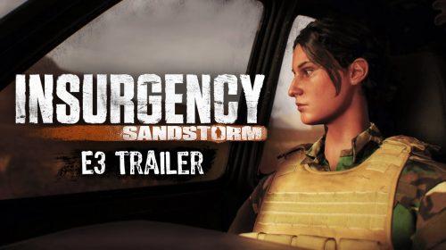 Insurgency: Sandstorm tem novo trailer divulgado; confira