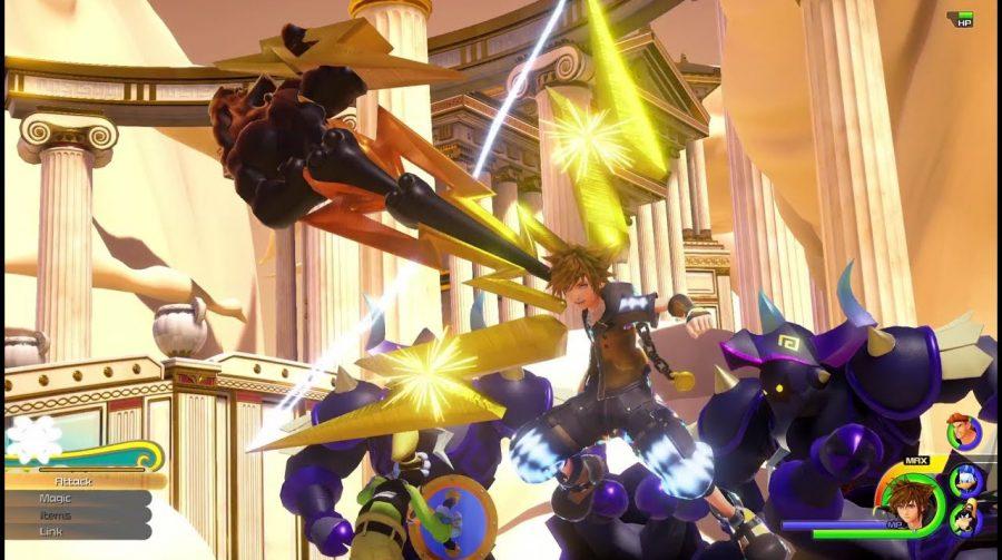 Novo trailer de Kingdom Hearts III revela gameplay e detalhes da história