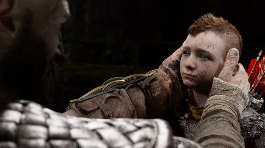 Não precisa de DNA! Atreus é mesmo filho biológico de Kratos