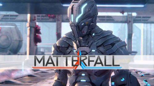 Matterfall: 11 minutos de um gameplay explosivo e frenético