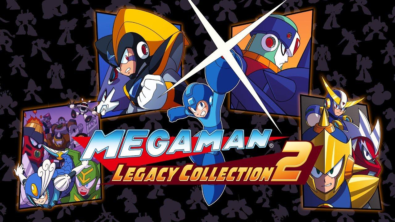 Resultado de imagem para Mega Man Legacy Collection 2