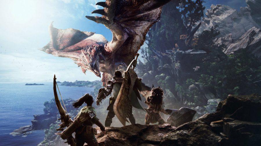 Monster Hunter World é revelado para o PlayStation 4