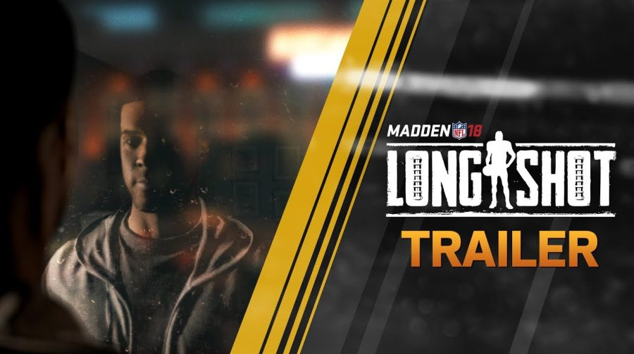 Jornada na NFL: Madden 18 - Longshot é anunciado na EA Play 2017