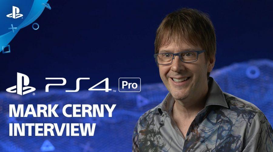 E3 2017: Mark Cerny fala sobre o presente e futuro dos games