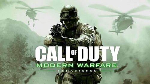 [Rumor] CoD: Modern Warfare Remastered chega às lojas nos EUA
