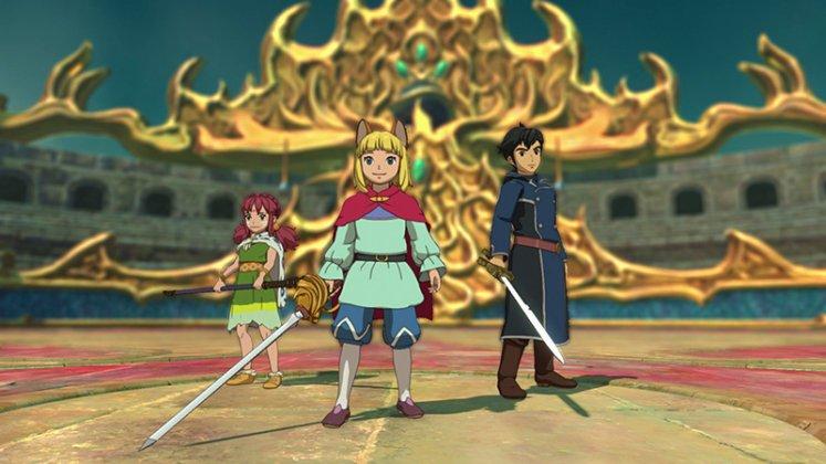Ni No Kuni ll tem 13 minutos de gameplay revelados pela Bandai Namco 2