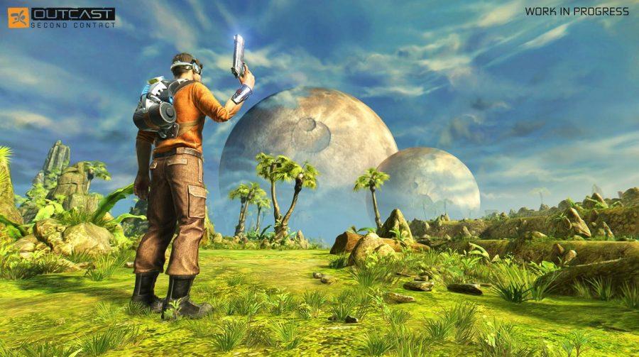 Outcast: Trailer compara gráficos do remake e jogo original