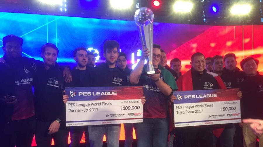 Brasileiro vence campeonato mundial de Pro Evolution Soccer