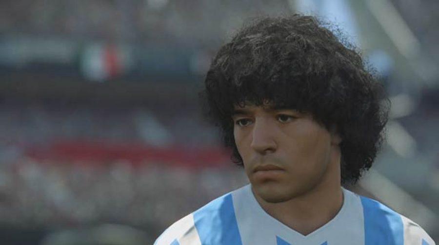 Maradona é escolhido embaixador de Pro Evolution Soccer até 2020