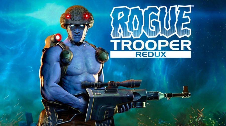 [E3 2017]Testamos! Rogue Trooper Redux chega bem bonito ao PS4