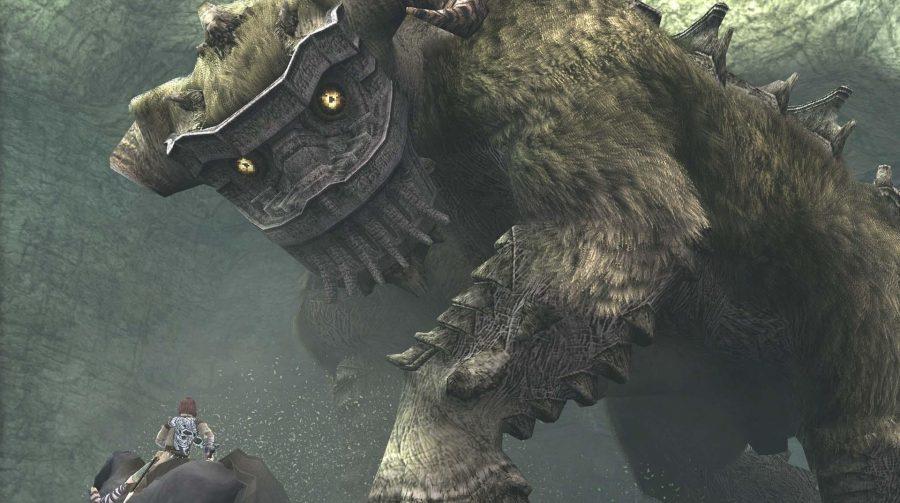 Shadow of the Colossus é a versão definitiva; Outros clássicos nos planos