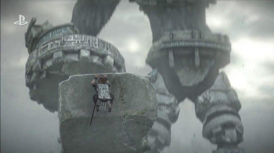 Sony anuncia Shadow of the Colossus para PlayStation 4