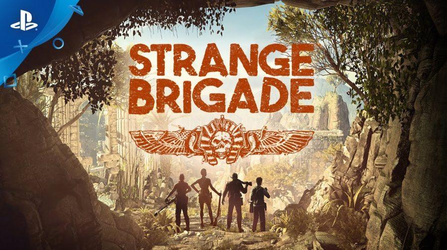 [E3 2017]Testamos! Strange Brigade é grata surpresa da Rebellion