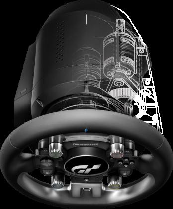 Thrustmaster anuncia T-GT, volante oficial para Gran Turismo Sport 1