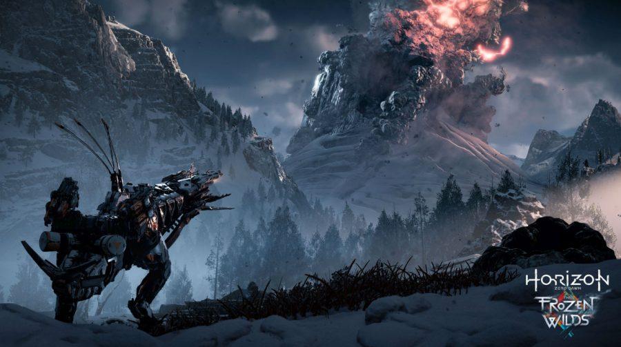 Veja: imagens de The Frozen Wilds, novo DLC de Horizon: Zero Dawn