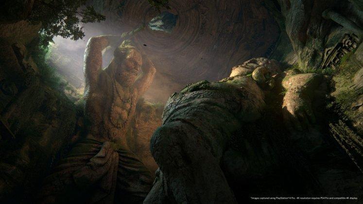 Imagens incríveis em 4K de Uncharted The Lost Legacy 5