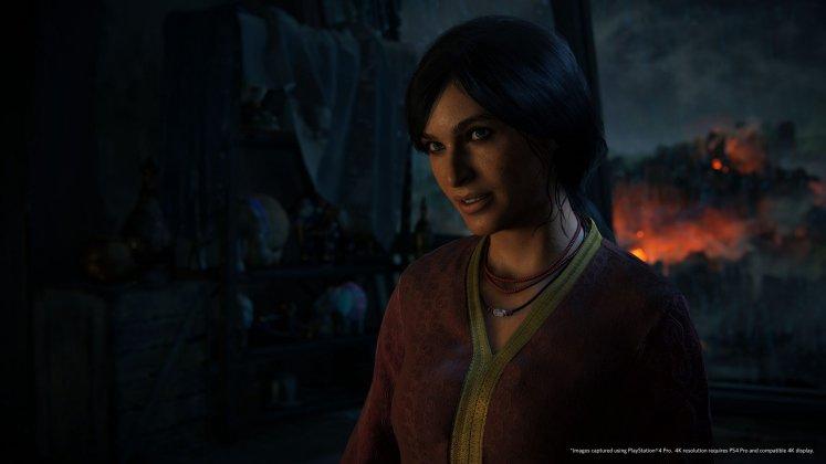 Imagens incríveis em 4K de Uncharted The Lost Legacy 6