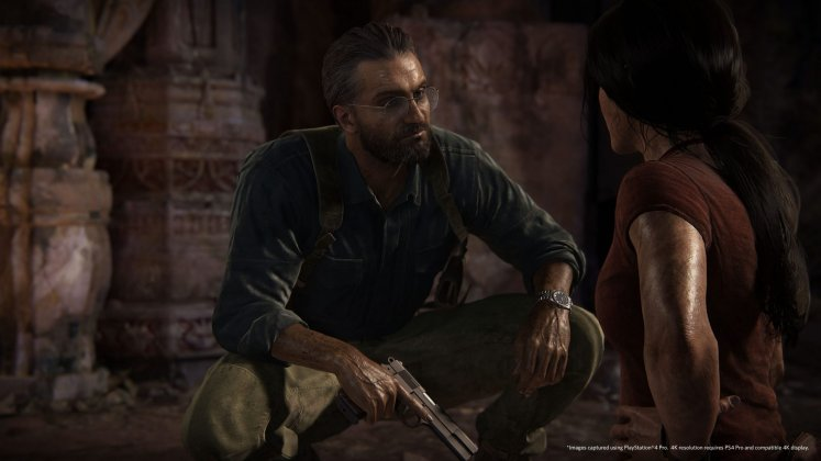 Imagens incríveis em 4K de Uncharted The Lost Legacy 7