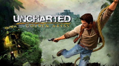 Remake de Uncharted: Golden Abyss não está descartado, diz estúdio