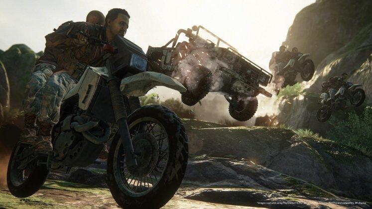Imagens incríveis em 4K de Uncharted The Lost Legacy 1
